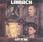 LAIBACH Let It Be album cover