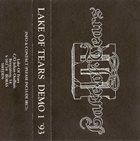 LAKE OF TEARS Demo 1 '93 album cover