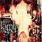 LAMB OF GOD As the Palaces Burn album cover