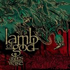 LAMB OF GOD Ashes of the Wake Album Cover