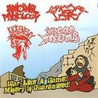 LANGGAR LARI War Like A Game! Misery Is Guaranted! album cover