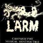 LÄRM Lärm / Stanx album cover