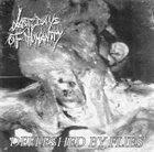 LAST DAYS OF HUMANITY Defleshed By Flies / Rakitis album cover
