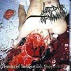 LAST DAYS OF HUMANITY Hymns of Indigestible Suppuration album cover