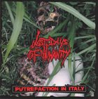LAST DAYS OF HUMANITY Putrefaction in Italy / No More Screamin' album cover