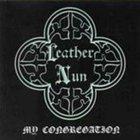 LEATHER NUN AMERICA My Congregation album cover