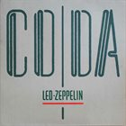 LED ZEPPELIN Coda album cover