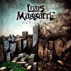 LEONS MASSACRE World = Exile album cover