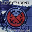 LIFE OF AGONY River Runs Red Album Cover