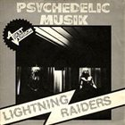 LIGHTNING RAIDERS Psychedelic Musik album cover