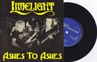 LIMELIGHT Ashes to Ashes album cover