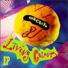 LIVING COLOUR Biscuits album cover