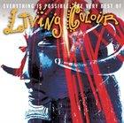 LIVING COLOUR Everything Is Possible: The Very Best Of Living Colour album cover