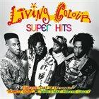 LIVING COLOUR Super Hits album cover