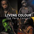 LIVING COLOUR The Paris Concert album cover
