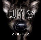 LOUDNESS 2・0・1・2 album cover