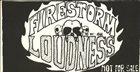LOUDNESS Firestorm album cover
