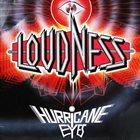 LOUDNESS Hurricane Eyes album cover