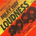 LOUDNESS Milky Way album cover