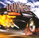 LOUDNESS Racing (音速) album cover