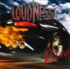 LOUDNESS Racing (English Version) album cover