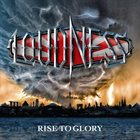 LOUDNESS Rise to Glory album cover