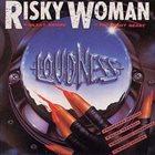 LOUDNESS Risky Woman album cover