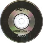 LOUDNESS Sleepless Nights album cover