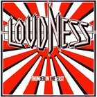LOUDNESS Thunder in the East album cover
