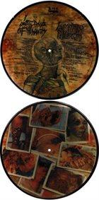 LYMPHATIC PHLEGM Last Days of Humanity / Lymphatic Phlegm album cover