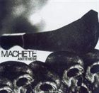 MACHETE Antithese album cover