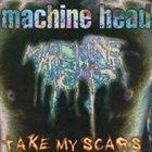 MACHINE HEAD Take My Scars album cover