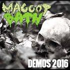 MAGGOT BATH Demos 2016 album cover