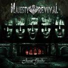 MAJESTY OF REVIVAL Iron Gods album cover