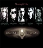 MAJESTY OF REVIVAL Meaning of Life album cover