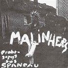 MALINHEADS Probegepogt Aus Spandau album cover