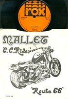 MALLET C. C. Rider album cover