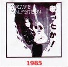 YNGWIE J. MALMSTEEN 1985 album cover