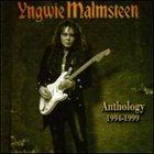 YNGWIE J. MALMSTEEN Anthology 1994-1999 album cover