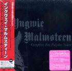 YNGWIE J. MALMSTEEN Complete Box Polydor Years album cover