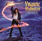 YNGWIE J. MALMSTEEN Teaser album cover