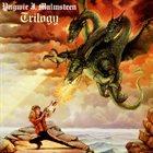 YNGWIE J. MALMSTEEN Trilogy album cover