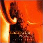 MAMMOTH VOLUME Noara Dances album cover