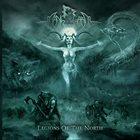 MÅNEGARM — Legions Of The North album cover