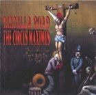 MANILLA ROAD The Circus Maximus album cover