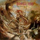 MANILLA ROAD The Deluge Album Cover