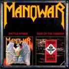 MANOWAR Battle Hymns / Sign of the Hammer album cover