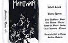 MANOWAR Demo '81 album cover