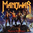 MANOWAR Fighting the World album cover