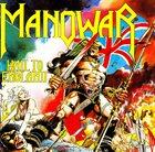MANOWAR Hail to England album cover